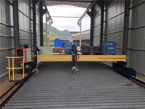 ஸ்டீல் ஷீட் 1500x3000 மிமீ அளவு சிஎன்சி பிளாஸ்மா ஷீட் மெட்டல் கட்டிங் மெஷின்